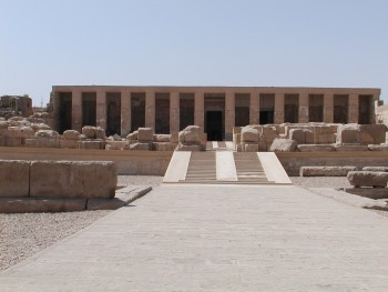 Dendera and Abydos Tour