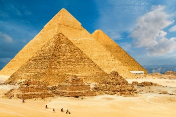 Half day tour to pyramids and the Sphinx Afternoon