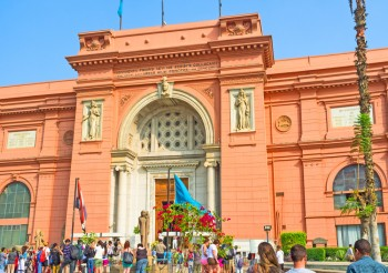 Half Day tour to the Egyptian Museum Morning