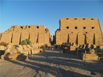 Karnak Temple Half day tour